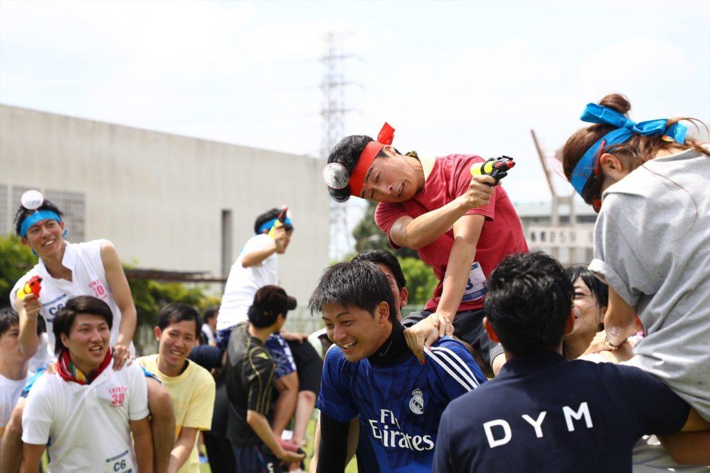 スポーツイベントは従業員満足度を高めるのに最強!